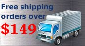 PaintScratch offers free shipping on all orders over $99!