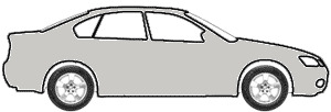 Alabaster Silver Metallic  touch up paint for 2010 Honda Odyssey