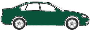 Alamoana Green  Metallic  touch up paint for 1996 Mitsubishi Montero
