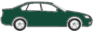 Alpine Green Metallic  touch up paint for 1997 Ford T-Bird