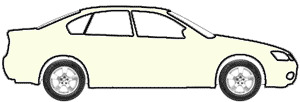 Alpine White touch up paint for 1991 Volkswagen Corrado
