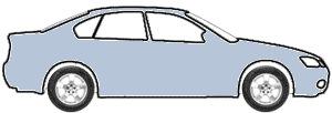 Azusa Blue Metallic  touch up paint for 1994 Mitsubishi Precis