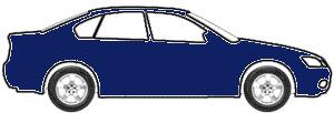 Bahama Blue Metallic  touch up paint for 1977 Volkswagen Sedan