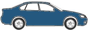 Baltic Blue Metallic  touch up paint for 1986 Mitsubishi Montero