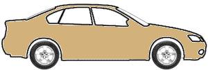 Beige touch up paint for 1986 Volkswagen Vanagon