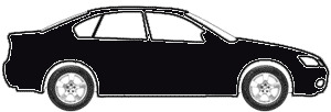 Black touch up paint for 1989 BMW L7