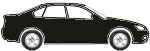 Black Diamond Pearl  touch up paint for 2011 Hyundai Sonata Hybrid