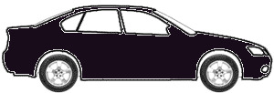 Black Sapphire Metallic  touch up paint for 1989 GMC Suburban