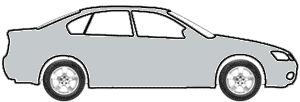Bright Silver Pri Metallic  touch up paint for 2007 Dodge Aspen