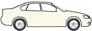 Bright White  touch up paint for 1998 Oldsmobile Cutlass