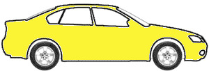 Bright Yellow touch up paint for 1981 Dodge Challenger