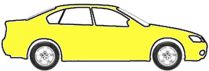 Brilliant Yellow touch up paint for 2000 Audi A4
