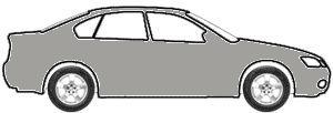 Brite Platinum Metallic  touch up paint for 2001 Dodge Durango