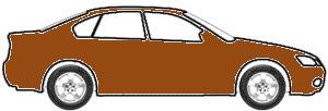 Bronze Metallic  touch up paint for 1978 Volkswagen Convertible