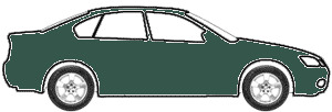 Canterberry Green Metallic  touch up paint for 1995 Acura Legend