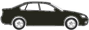 Carbon Black Metallic touch up paint for 2014 Mercedes-Benz Sprinter