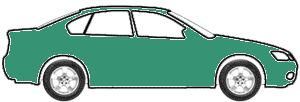 Carribean Green touch up paint for 1993 Volkswagen Eurovan