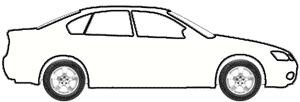 Ceramic White Tricoat (matt) touch up paint for 2017 Chevrolet Bolt