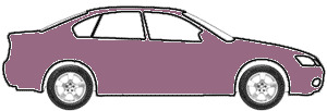 Chateau Mauve Firemist Poly touch up paint for 1970 Cadillac All Models