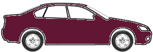 Claret Metallic  touch up paint for 1992 Subaru SVX