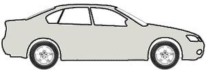 Cortez Silver Metallic touch up paint for 1970 Chevrolet Corvette