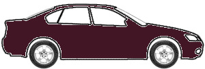 Damson (Maroon) touch up paint for 1968 Triumph All Models