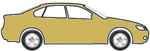 Danburite Gold Metallic touch up paint for 2012 Mercedes-Benz SLK-Class