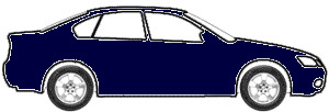 Dark Blue touch up paint for 1987 Porsche All Models