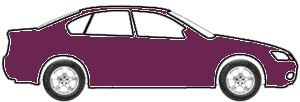 Dark Cherry Metallic  touch up paint for 1997 Oldsmobile Cutlass