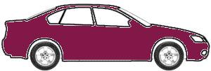 Dark Garnet Red Metallic  touch up paint for 1990 GMC M Van