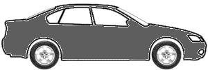 Dark Gray (matt) touch up paint for 1995 BMW All Models