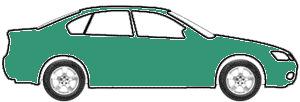 Dark Green Metallic touch up paint for 1970 GMC Truck