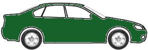 Dark Hunter Green Metallic  touch up paint for 1988 GMC Safari