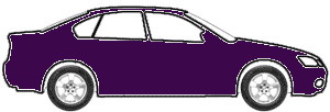 Dark Mulberry Metallic  touch up paint for 1997 Oldsmobile Cutlass