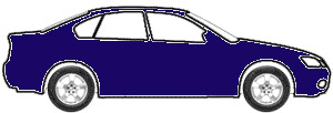 Dark Purple Blue Pearl Metallic  touch up paint for 1996 Toyota RAV-4