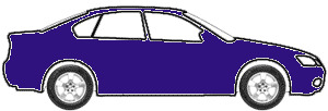 Dark Purple Pearl  touch up paint for 1997 Toyota Previa