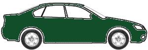 Deep Green  Metallic  touch up paint for 1995 Dodge Avenger