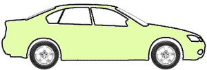 Diamond Green touch up paint for 1967 Ford Thunderbird