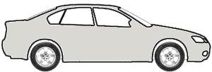 Diamond Silver Metallic  touch up paint for 1989 Volkswagen Jetta