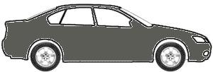 Dk. Galvanized (Interior) touch up paint for 2017 Chevrolet Corvette