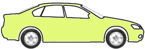 Electric Yellow Metallic  touch up paint for 2009 Chevrolet Matiz