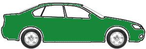 Emerald Green Metallic  touch up paint for 1996 GMC Safari