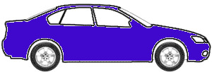 Estoril Blue Metallic touch up paint for 2015 Land-Rover Range Rover Sport