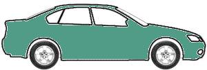 Everglade Green Metallic  touch up paint for 1990 Mitsubishi Van-Wagon