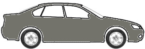 Flint Gray Metallic touch up paint for 2018 Mercedes-Benz Metris