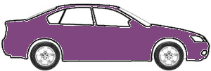 Garnet Mauve Pearl  touch up paint for 1993 Mitsubishi Galant