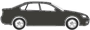Gray (matt) touch up paint for 2016 Chevrolet Spark