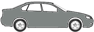 Grey (PPG 34927) touch up paint for 1987 Daewoo All Models