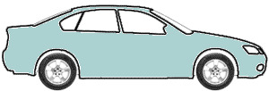 Guinea Blue touch up paint for 1982 Volkswagen Van