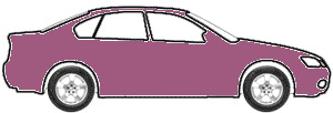 In-Violet Poly touch up paint for 1971 Chrysler All Models